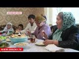 У долгожительницы села Каршыга-Аул Райме Кожовой 50 внуков и правнуков