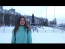 Корреспондент ТРК Импульс Мария Федорчук передаёт привет из Белгорода