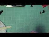 DT Scrapbumazhka-TUTORIAL-Gift box  party decor-Magical Adventure-Echo Park-МК-коробкаДЛЯальбома