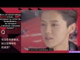 [рус.саб] luhan - 160927 lofficiel hommes interview