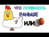 Что появилось раньше: курица или яйцо? [AsapSCIENCE]