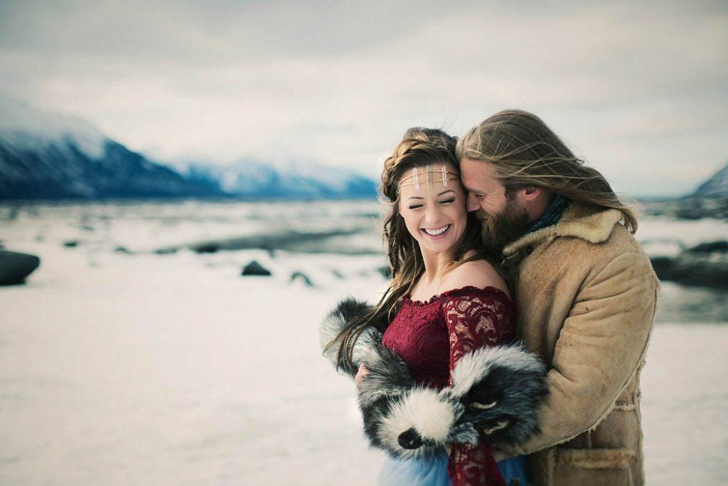 dAoev FkkGo - Им были не знакомы обычаи русской свадьбы, но в душе они были русскими (33 фото)