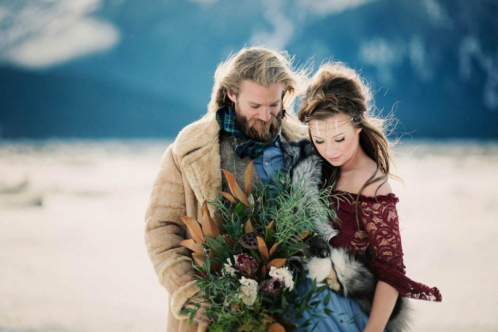 Euhj8KgWvdw - Им были не знакомы обычаи русской свадьбы, но в душе они были русскими (33 фото)