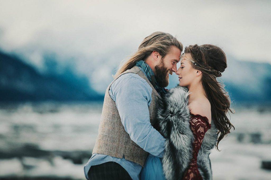 D1oUa qMp3M - Им были не знакомы обычаи русской свадьбы, но в душе они были русскими (33 фото)