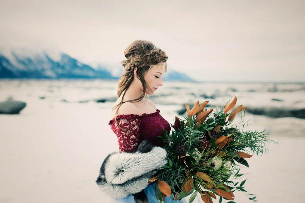 joRONhdBY5Y - Им были не знакомы обычаи русской свадьбы, но в душе они были русскими (33 фото)