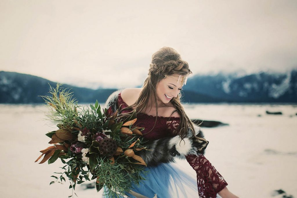 5DJd6 UbSP8 - Им были не знакомы обычаи русской свадьбы, но в душе они были русскими (33 фото)