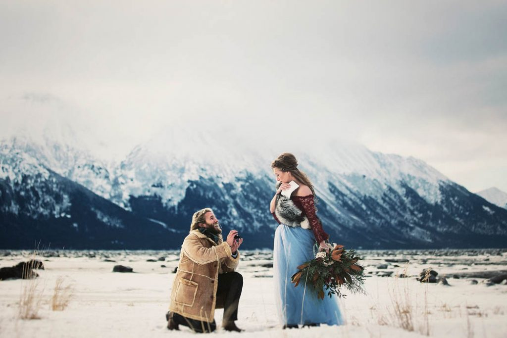 nrvrJxgk2I - Им были не знакомы обычаи русской свадьбы, но в душе они были русскими (33 фото)