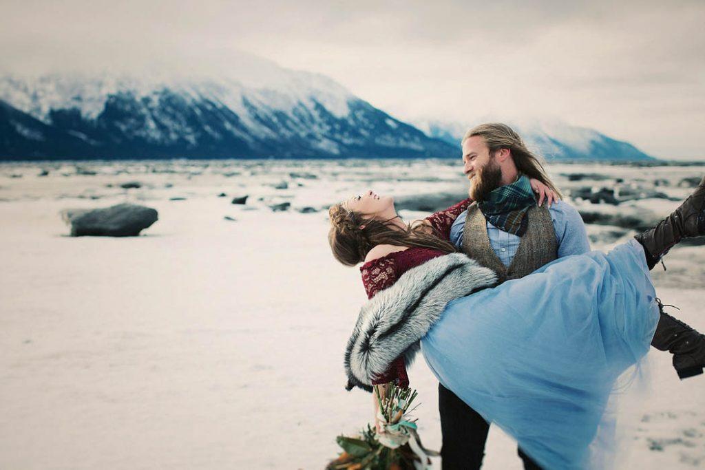 Mh8xKETd8 k - Им были не знакомы обычаи русской свадьбы, но в душе они были русскими (33 фото)