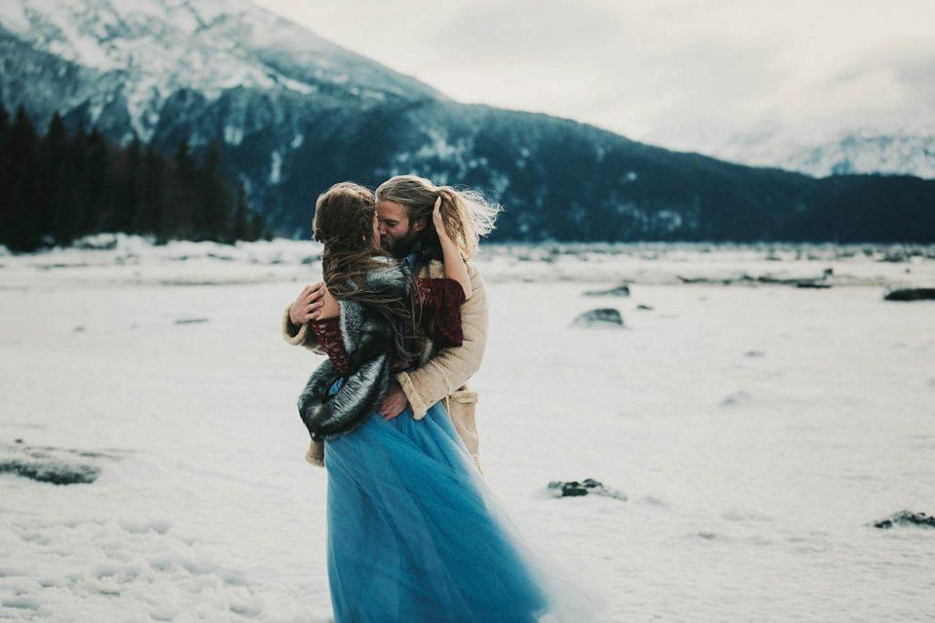 91K3m9nSmew - Им были не знакомы обычаи русской свадьбы, но в душе они были русскими (33 фото)