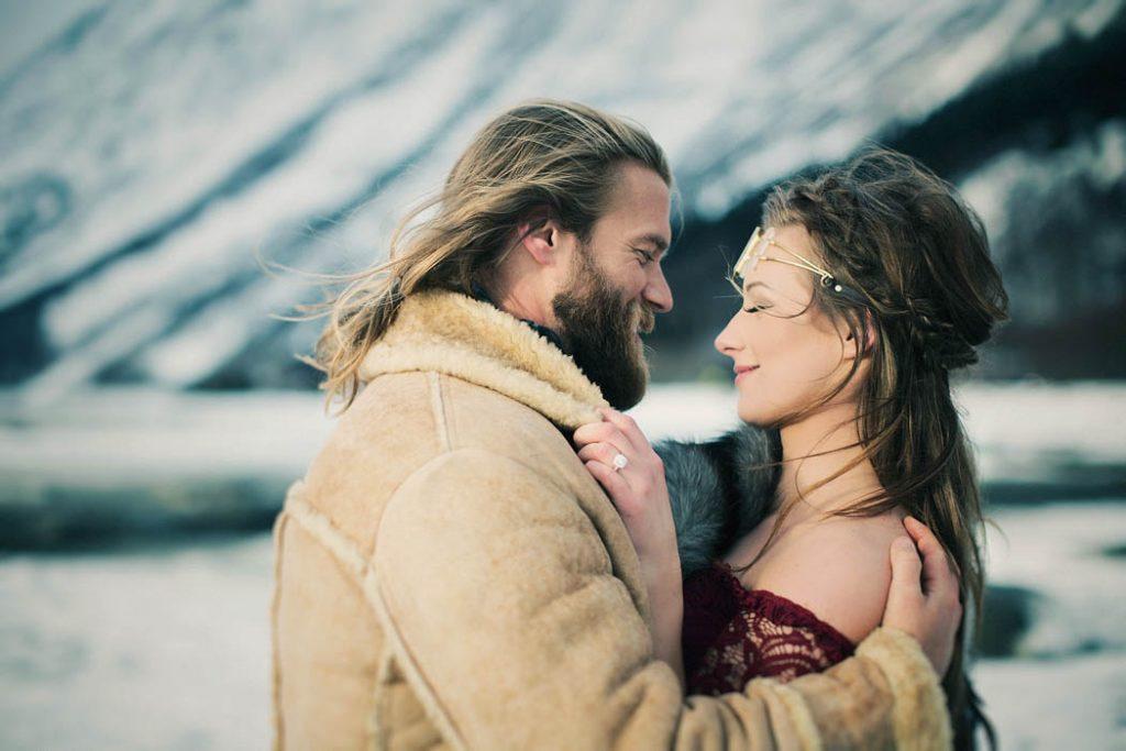 CLR3MUixcIQ - Им были не знакомы обычаи русской свадьбы, но в душе они были русскими (33 фото)