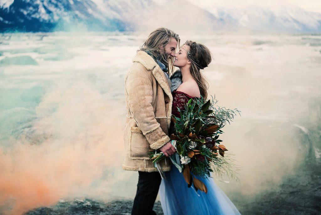 Y0gEUaU O0A - Им были не знакомы обычаи русской свадьбы, но в душе они были русскими (33 фото)