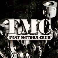 Логотип FAST MOTORS CLUВ