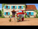 Супер Крылья Джетт и его друзья - 51 серия Мультики для малышей и взрослых