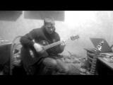 Дворовая песня под гитару - Про школу))