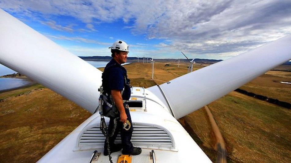 В Таганроге на «Красном котельщике» могут наладить производство элементов ветроустановок