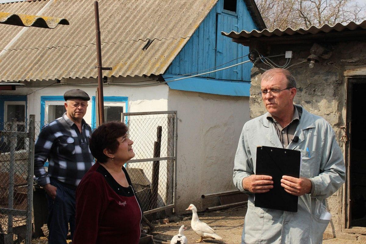 На Дону принимаются меры по недопущению распространения гриппа птиц