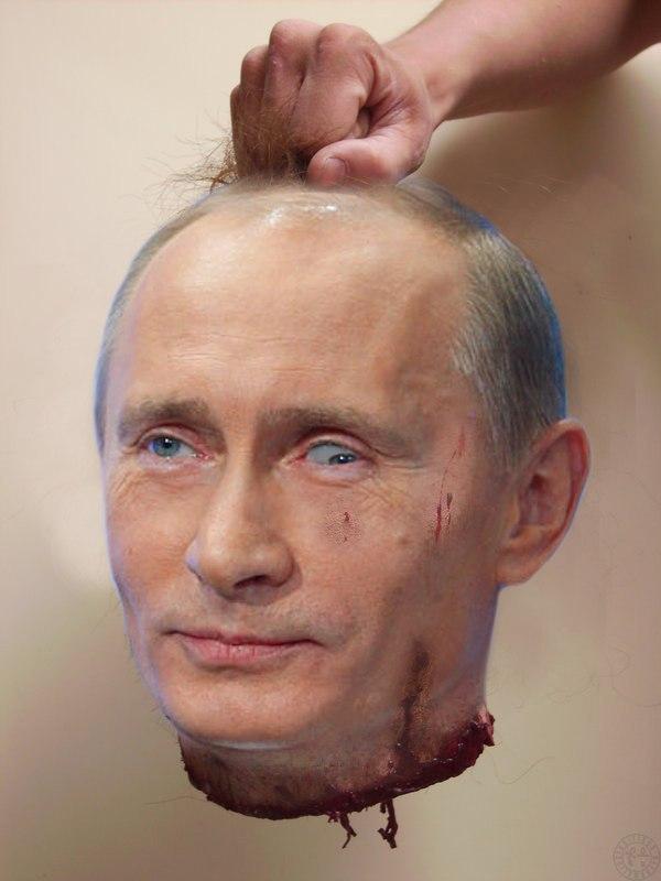"""""""Украина перешла к практике террора"""", - Путин - Цензор.НЕТ 2412"""