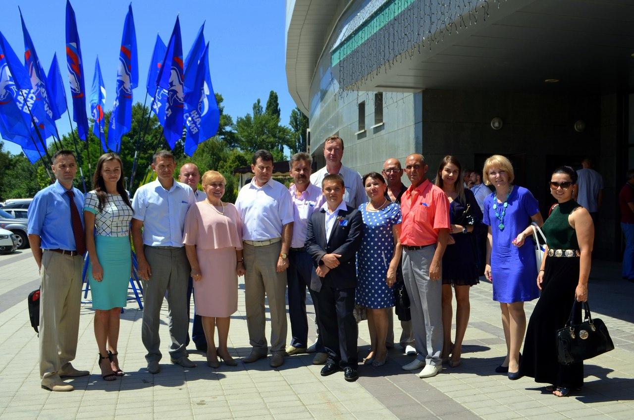 Делегация из Армянска принял участие во втором этапе 3 Конференции