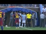ЧИ 2010-11 | 38 тур | Малага - Барселона 1-3 | 2 тайм
