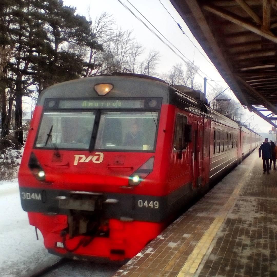 С 10 по 14 апреля на Савёловском направлении будут сокращены маршруты
