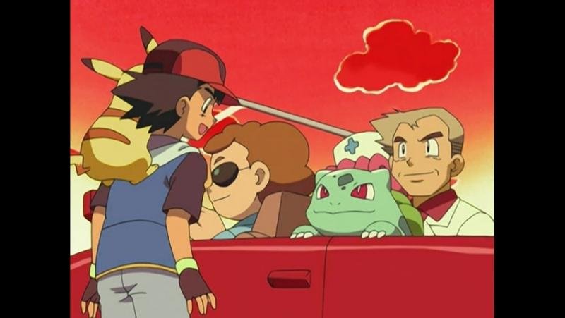 Pokemon 9 сезон Боевой рубеж: 45 серия Последний рубеж