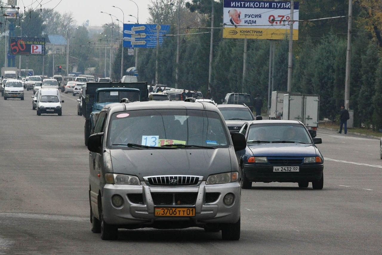 Порядок на дорогах Душанбе: «Старексы» и «Мерседесы» заменят автобусы и троллейбусы.