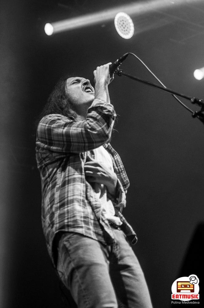 Концерт группы Валентин Стрыкало прошел в столичном клубе Bud Arena 04-го ноября