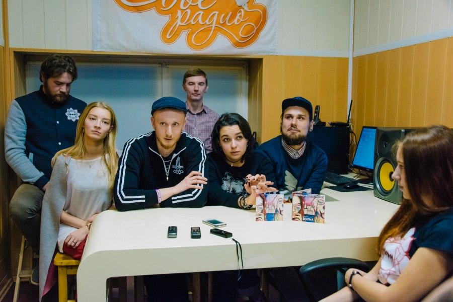 Группа Операция Пластилин рассказала о новом альбоме: репортаж, фото