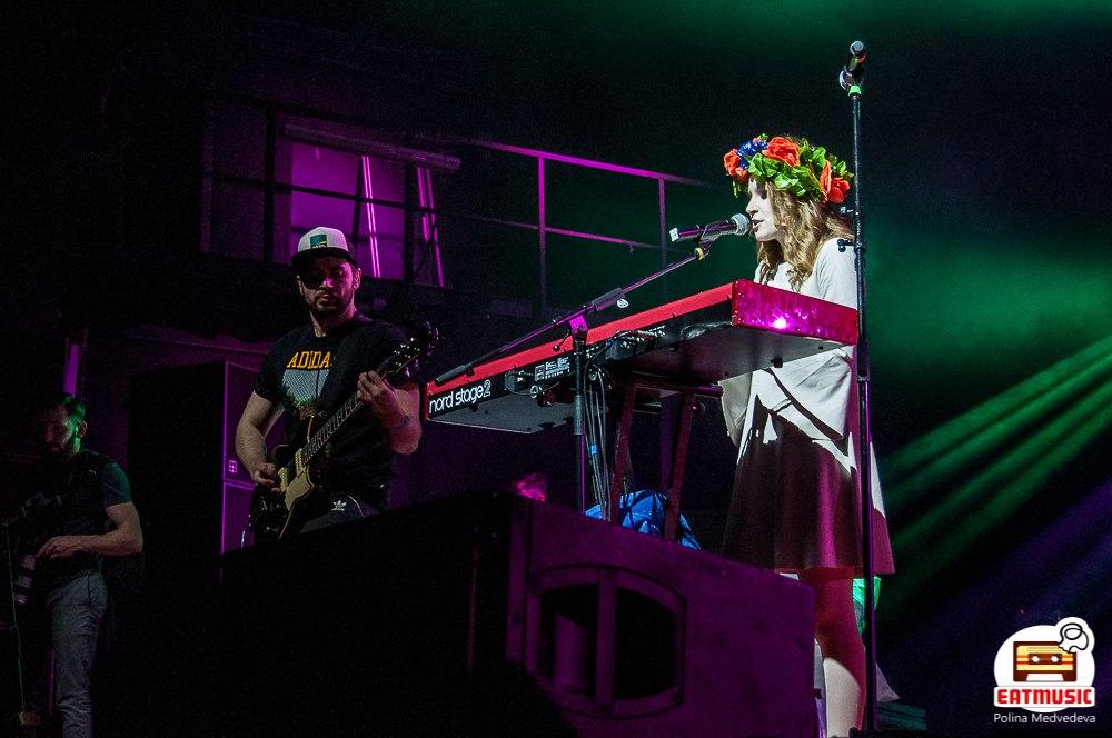 Московский концерт группы Noize MC