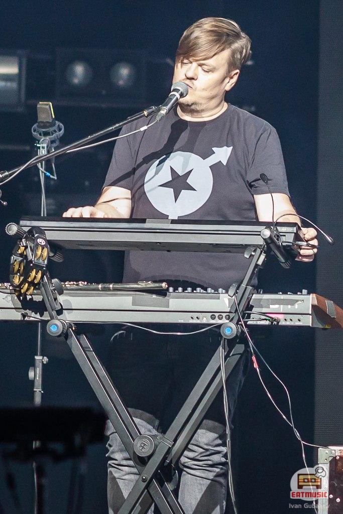 концерт Би-2 в Crocus City Hall Фотограф Иван Губанов