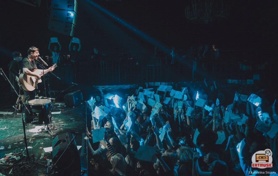 Концерт группы PRAVADA Stereo Hall Фотограф Екатерина Шторм