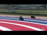 Zarco & Rossi на Гран-при Америк (мнения)