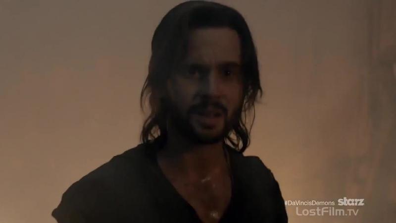 «Демоны да Винчи» (Da Vinci's Demons) - Озвученный тизер к 3-му сезону.