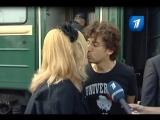 Алла Пугачёва и Максим Галкин - День поцелуев (Рига, 06.07.2011)