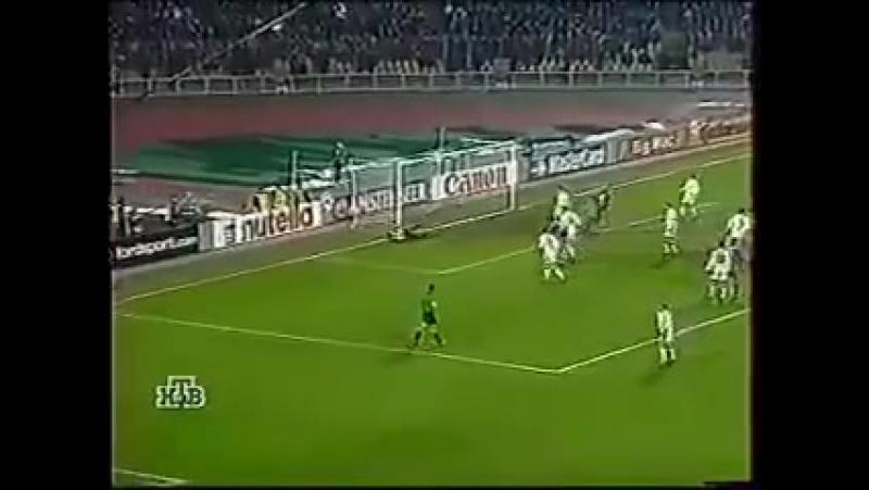 ЛЧ 1999 2000 Динамо Киев Бавария Мюнхен 2 0