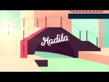 Madita - animated typeface