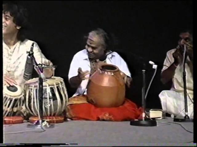 Thiruvaarur Bakthavatsalam Zakhir Husssain -Mohra Korvai