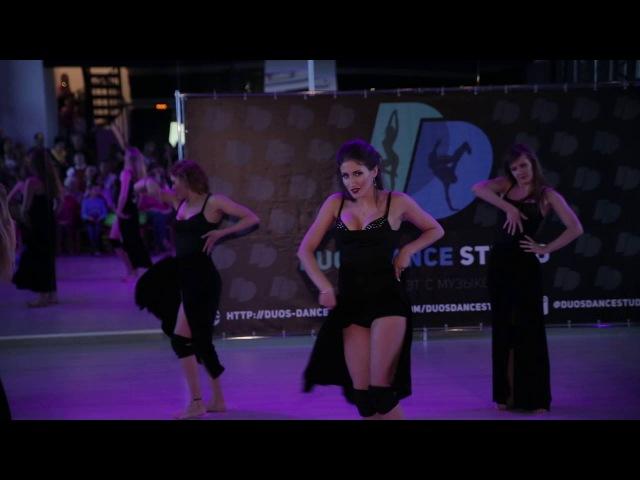 Стрип-пластика - Blackest Day - Отчетный концерт 15 мая 2016 г.