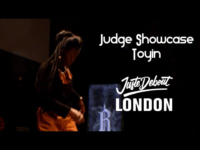 JD UK London 2016 Judge Showcase House Toyin