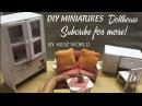 DIY Cute Miniature Sofa Tutorial - Dollhouse | Làm Bộ Bàn Ghế Sofa Tí Hon | by N&L DIY