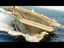 Refueling Gigantic Aircraft Carriers With Millions $ of Oil