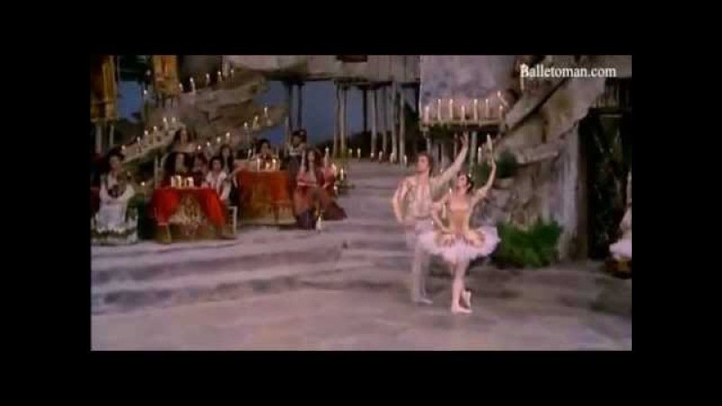 Па-де-де из балета Don Quixote (Нуриев-Олдос) 1973