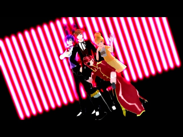 [MMD Meiko] Five Nights at Freddy's song V.Thai มาเล่นกันเถอะ [กดHDด้วยนะฮะ ^ ^]
