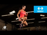 Complete Leg & Plyometrics Workout | Erin Sterns Elite Body 4-Week Fitness Plan