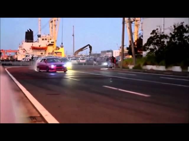 Street Drifting Japan
