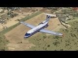 Як-40. Истребитель керосина