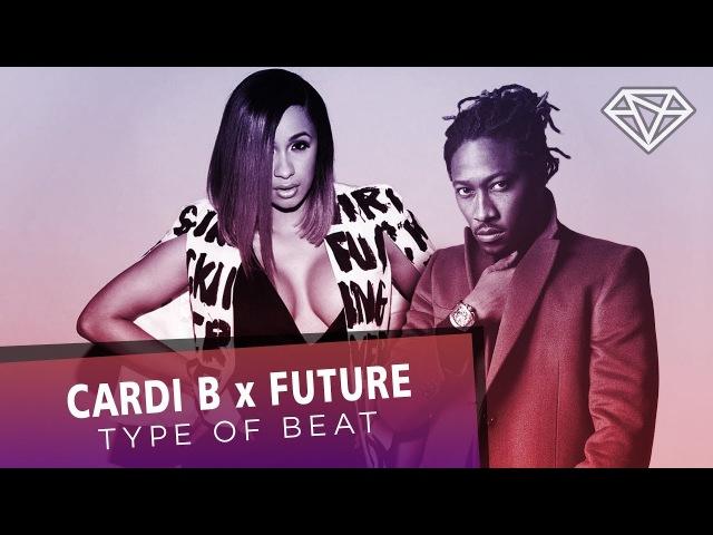 """Cardi B x Future x Lil Uzi Vert x Migos x Drake x Tory Lanez Trap type beat 2017   """"COME AGAIN"""""""