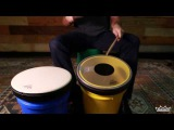 Remo + Rhythm Lid: Snare Kit - YouTube
