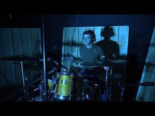 Юрий Подсуев | Pet Shop Boys - Domino Dancing ( drum cover)