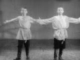 РУССКАЯ ПЛЯСОВАЯ Детский танцевальный дуэт
